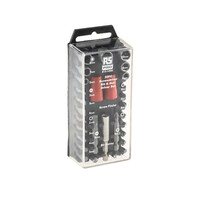 RS PRO 30 Piece Socket Set, 1/4 in Hexagon Drive (2131005)